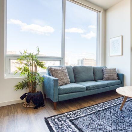 Rent this 1 bed apartment on Tower 12 in 2015 2nd Avenue, Seattle