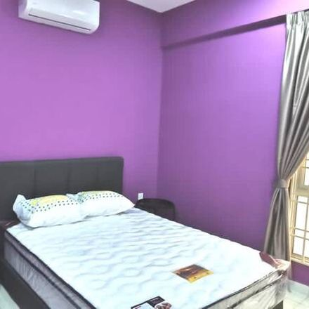Rent this 1 bed apartment on unnamed road in Cheras, 56000 Kuala Lumpur