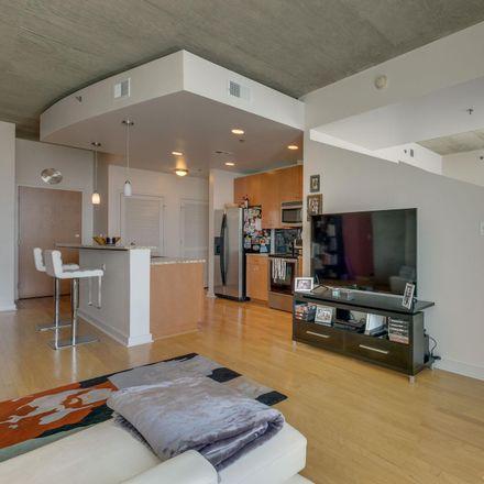Rent this 1 bed condo on 301 Demonbreun Street in Nashville-Davidson, TN 37201