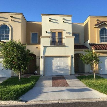 Rent this 3 bed townhouse on E Daffodil Ave in McAllen, TX