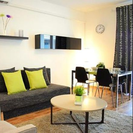 Rent this 1 bed apartment on Budapest in Corvin negyed, HU
