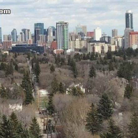 Rent this 1 bed apartment on Glenora in Stony Plain Road NW, Edmonton