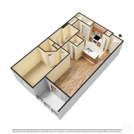 Rent this 1 bed apartment on 13900 York Drive in Woodbridge, VA 22191