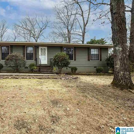 Rent this 3 bed house on 330 Oakhurst St in Mount Olive, AL