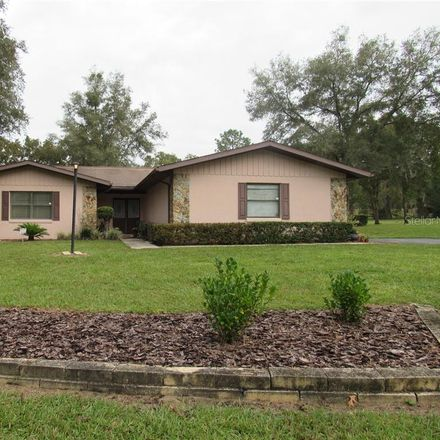 Rent this 3 bed house on SW 81st Loop in Dunnellon, FL