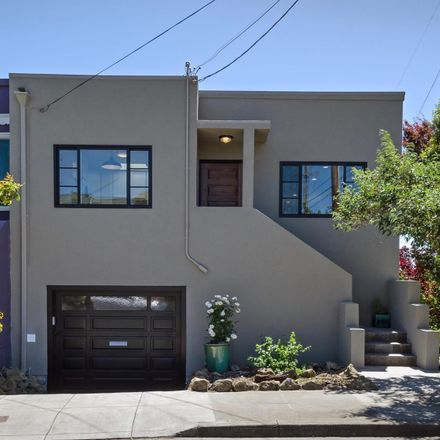 Rent this 3 bed house on 95 Melrose Avenue in San Francisco, CA 94131-3228