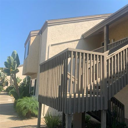 Rent this 1 bed townhouse on 8520 Via Mallorca in San Diego, CA 92037
