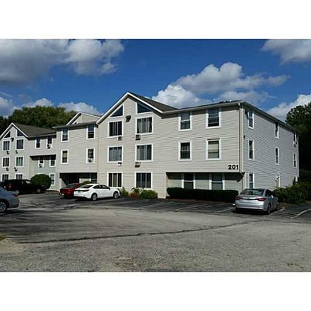 Rent this 2 bed condo on 201 Woodlawn Avenue in North Providence, RI 02904