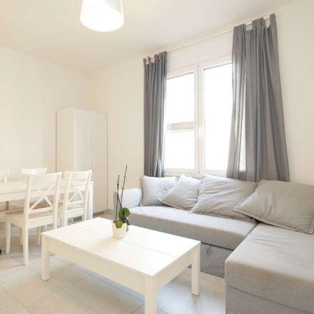 Rent this 4 bed apartment on Plaça de la Vila de Madrid in 1, 08002 Barcelona