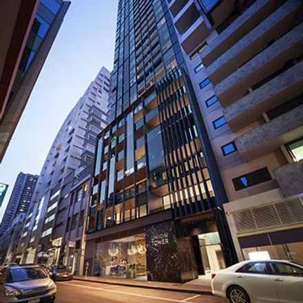 Rent this 1 bed apartment on 2201/296 Little Lonsdale St
