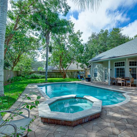 Rent this 4 bed house on 13899 Softwind Trail North in Jacksonville, FL 32224
