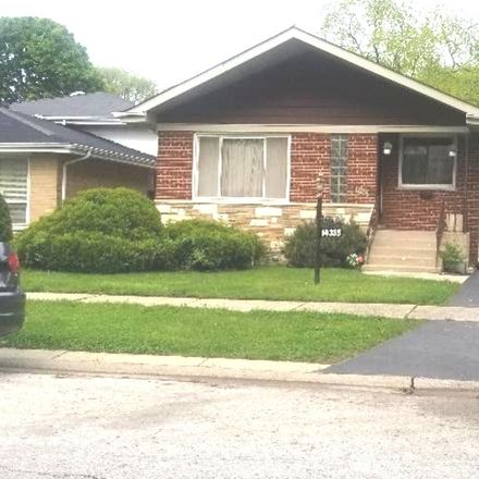 Rent this 3 bed house on 14335 Minerva Avenue in Dolton, IL 60419
