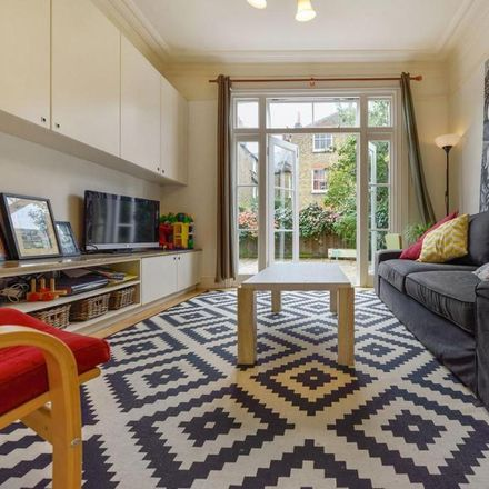 Rent this 2 bed apartment on Elfindale Road in London SE24, United Kingdom