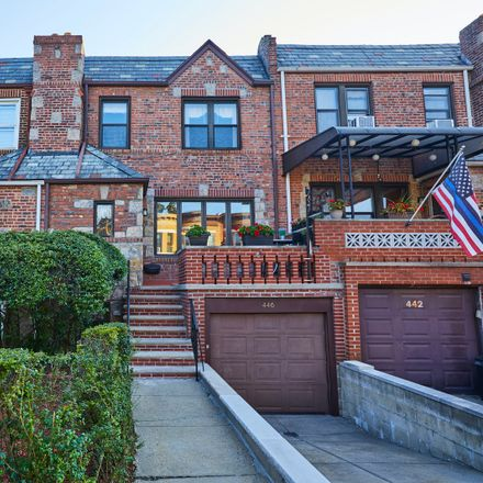 Rent this 3 bed house on 446 100th Street in New York, NY 11209