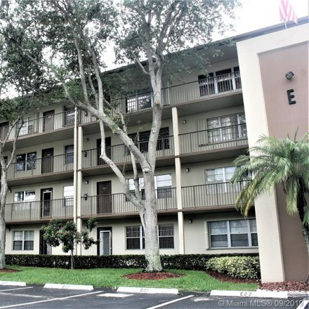 Rent this 2 bed condo on 300 Southwest 134th Way in Pembroke Pines, FL 33027