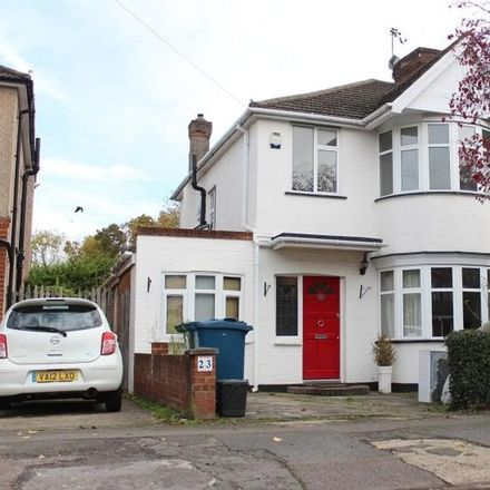 Rent this 5 bed house on Maricas Avenue in London HA3 6JA, United Kingdom