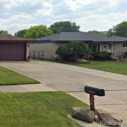 Rent this 3 bed house on 14990 Clemson Drive in Sterling Heights, MI 48313