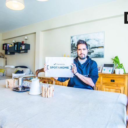 Rent this 2 bed apartment on Avenue Paul Hymans - Paul Hymanslaan in Woluwe-Saint-Lambert - Sint-Lambrechts-Woluwe, Belgium