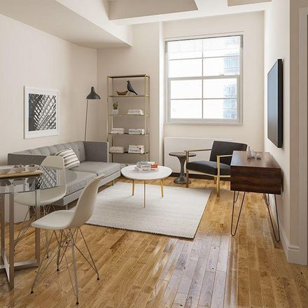 Rent this 1 bed apartment on 21 West St in New York, NY 10006