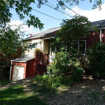 Rent this 3 bed house on 8819 Maple Street in McCandless, PA 15101