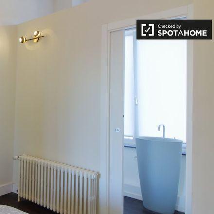 Rent this 1 bed apartment on Rue Boduognat - Boduognatusstraat 1 in 1000 Ville de Bruxelles - Stad Brussel, Belgium