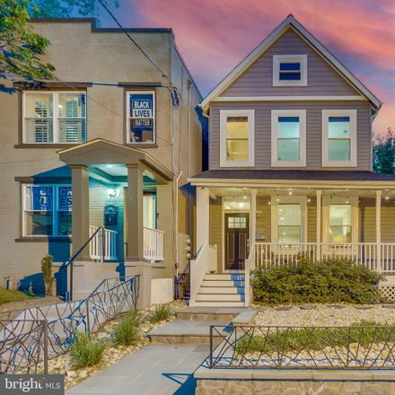 Rent this 3 bed house on 5616 7th Street Northwest in Washington, DC 20011