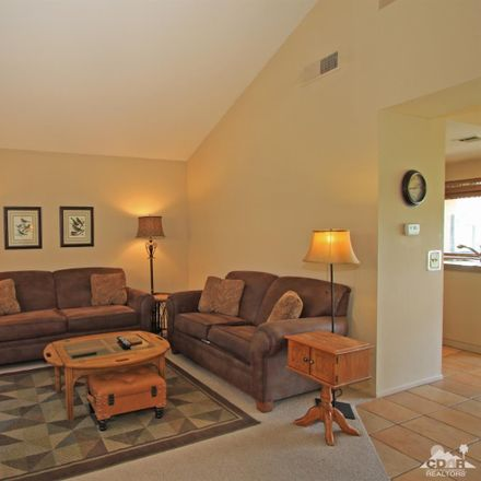 Rent this 2 bed condo on 42207 Omar Place in Palm Desert, CA 92211