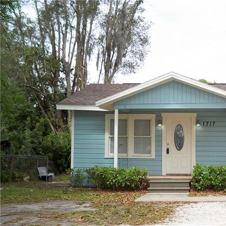 Rent this 3 bed house on 1717 West Mohawk Avenue in Tampa, FL 33603