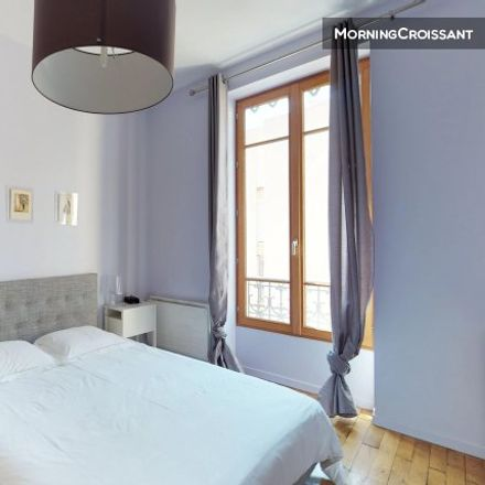 Rent this 1 bed apartment on 87 Rue Magenta in 69100 Villeurbanne, France