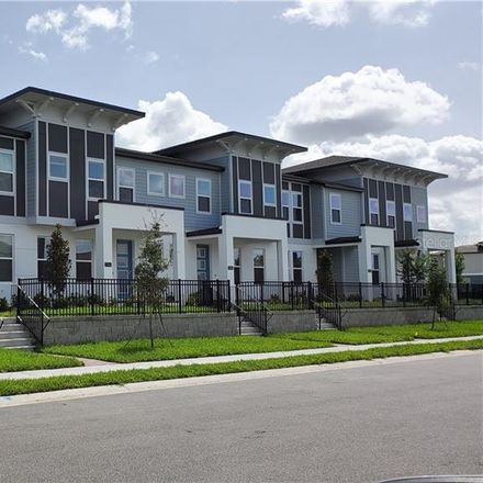 Rent this 3 bed townhouse on Orlando