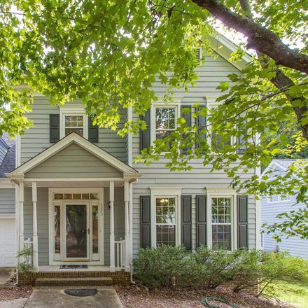 Rent this 4 bed house on 5225 Covington Bend Drive in Raleigh, NC 27613