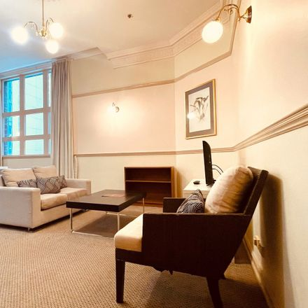 Rent this 1 bed apartment on 806/167 Albert Street
