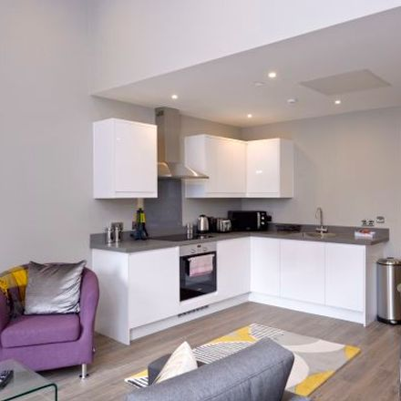 Rent this 1 bed apartment on 23 Nelson Mandela Place in Glasgow G2 1QY, United Kingdom