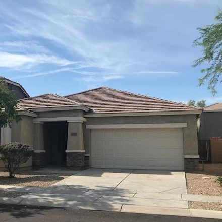 Rent this 3 bed house on 17585 West Banff Lane in Surprise, AZ 85388
