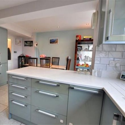 Rent this 4 bed house on Sykes Drive in Staines-upon-Thames TW18 1TA, United Kingdom