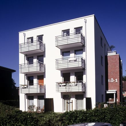 Rent this 1 bed apartment on Königsberger Straße 1 in 22850 Norderstedt, Germany
