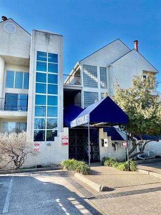 Rent this 2 bed condo on 4221 Cole Avenue in Dallas, TX 75205