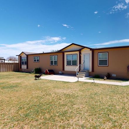 Rent this 3 bed house on 3219 South County Road 1223 1/2 in Midland County, TX 79706