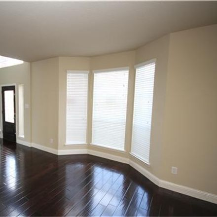 Rent this 4 bed house on 2216 Megellan Point Lane in Pearland, TX 77584