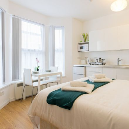 Rent this 0 bed apartment on Chaplin Road in London NW2 5PS, United Kingdom