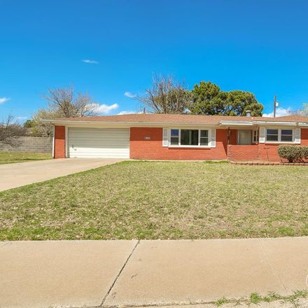 Rent this 3 bed house on 1006 Gulf Avenue in Midland, TX 79705