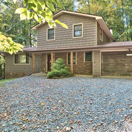 Rent this 4 bed house on Woodhill Ln in Lake Ariel, PA