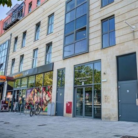 Rent this 1 bed apartment on Turtle Bay in 8 Broad Quay, Bristol
