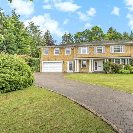 Rent this 5 bed house on Kier Park in Ascot SL5 7DS, United Kingdom