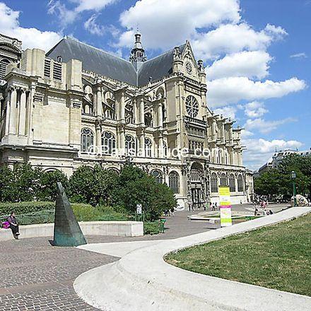 Rent this 2 bed apartment on 73 Rue Saint-Honoré in 75001 Paris, France