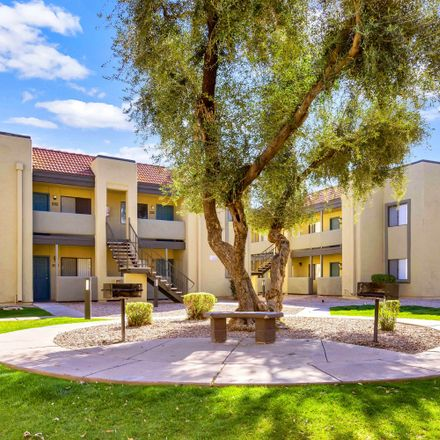 Rent this 2 bed apartment on 3317 West Paradise Lane in Phoenix, AZ 85053