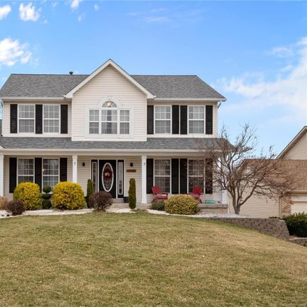 Rent this 4 bed house on 713 Oak Grove Bluffs Court in Harvester, MO 63304