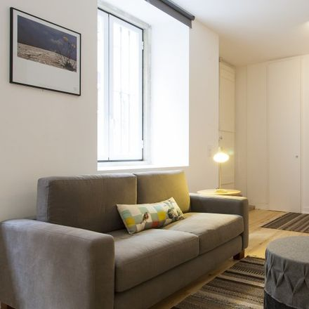 Rent this 1 bed apartment on Travessa do Caldeira in 1200-341 Lisbon, Portugal