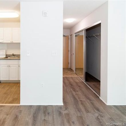 Rent this 0 bed condo on 801 South Street Building B in 801 South Street, Honolulu