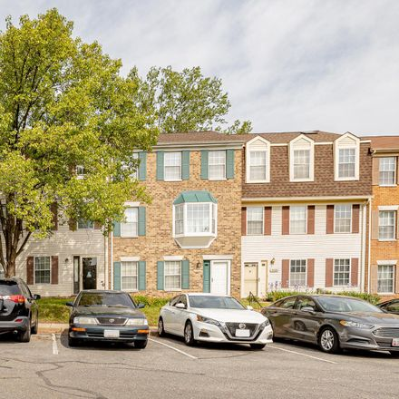 Rent this 2 bed townhouse on 10422 Storch Turn in Lanham, MD